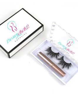 Luxury Magnetic Eye lashes #CX04