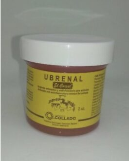 UBRENAL 2 oz ANTISEPTIC OINMENT DOMINICAN PRODUCT