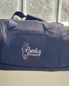 BODY BY MAGGIE BAG